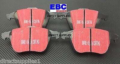 EBC GREENSTUFF REAR PADS DP21749 FOR FORD FOCUS MK2 2.5 TURBO ST 225 2005-2011