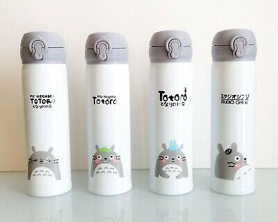 Studio Ghilbi My Neighbor Totoro Roasting Water Vacuum Sealed Flask Bottle Set Ebay