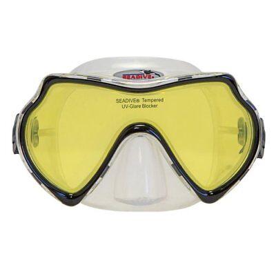 SeaDive Eagleeye SLX Dive Mask