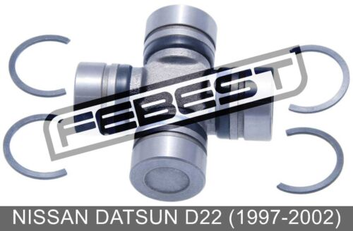 1997-2002 Universal Joint Front 27X46.1 For Nissan Datsun D22