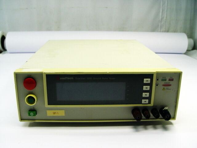 QuadTech Guardian 1050 Ground Bond Tester