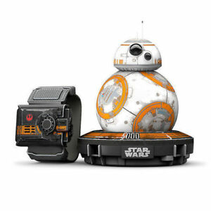Sphero Star Wars Bb-8 App-enabled Droid Avec Force Band, Neuf Non Ouvert