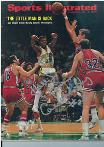 CALVIN-MURPHY-signed-Sports-Illustrated-Magazine-11-16-70-IP-10-17-07