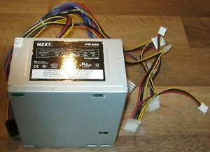 NZXT-PF400-MODEL-MPT-400-400W-Power-Supply-TESTED-IN-WORKING-CONDITION