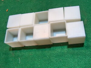 10 Don't Break the Ice Board Game Replacement  10 Ice Cubes Blocks Pieces Parts