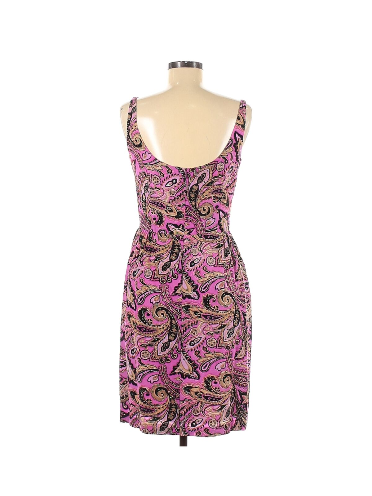Anna Sui Women Pink Casual Dress 6 - image 2