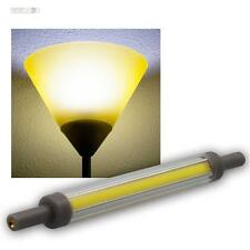 R7s Asta luminosa Lampadina SLIM 118mm neutralw 850lm 360° 10W Tubo alogeno