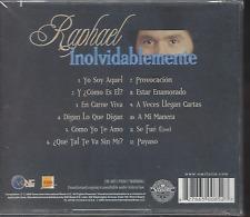 rare CD 70's 80's RAPHAEL inolvidablemente DIGAN LO QUE DIGAN se fue A MI MANERA