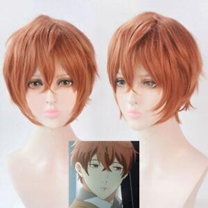 Sato Mafuyu Anime Given Cosplay Wig Synthetic Hair Heat ...