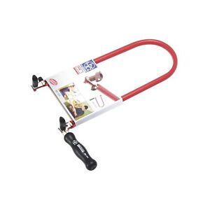 Lux-Tools-521510-archetto-per-traforo-extra-spessore-Comfort-300mm-colore-rosso