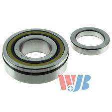 Pair of 2 WJB WS3553 Front Oil Seal Wheel Seal Interchange 3553