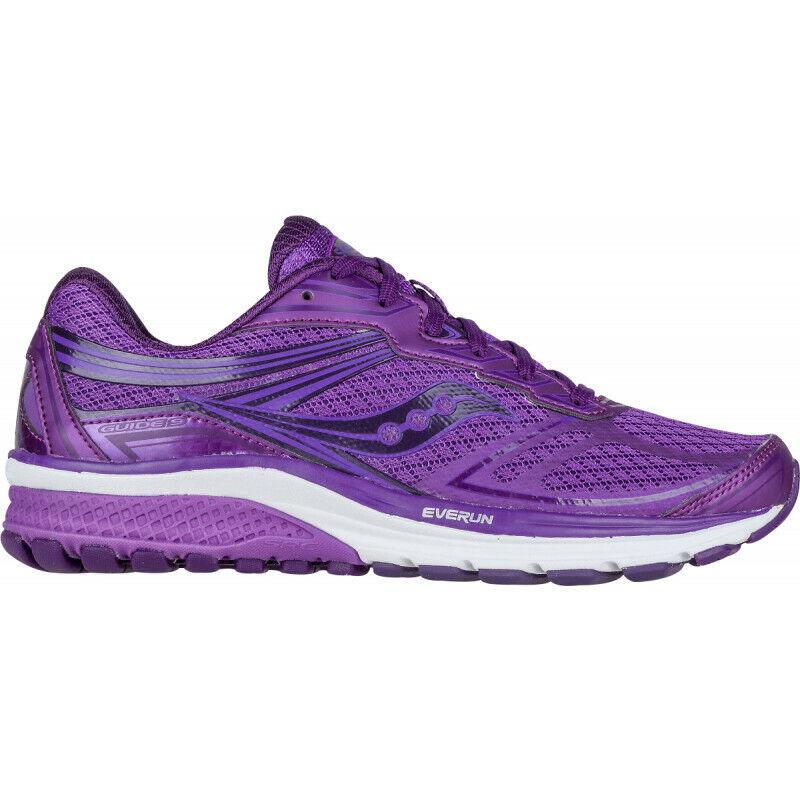 femmes Saucony Guide 9 femmes FonctionneHommest chaussures - violet