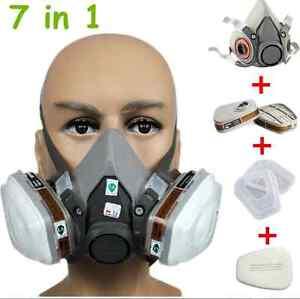 masque respiratoire gaz