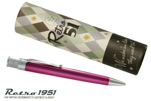 Retro 51 #VRR-1313 Pink Tornado Pen Formerly known as Magenta