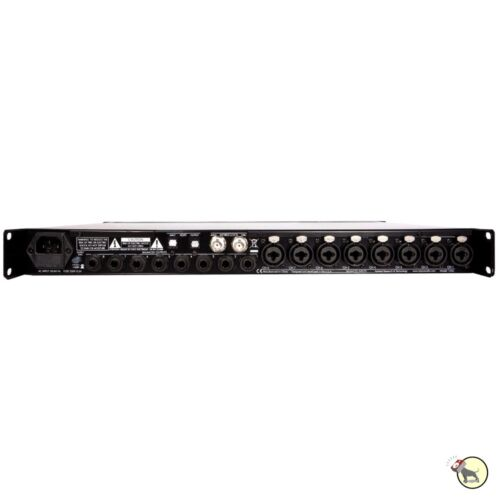 ART Pro Audio Tube Opto 8 Channel Mic Pre Amp with ADAT I//O OPTO8 Preamp