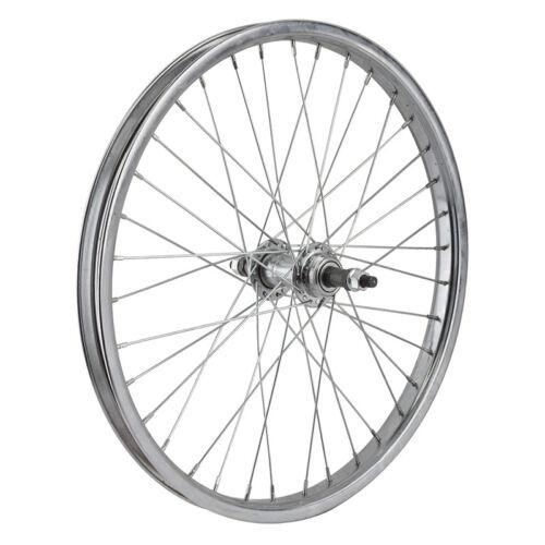 WM Wheel  Rear 20x1.75 406x25 Stl Cp 36 Stl Fw 5//6//7sp 135mm 14gucp
