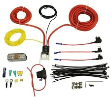 Airmaxxx Single Compressor Wire Kit Air Ride Suspension Install Kit Fits Viair