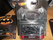 Hotwheels Nuevo 2017 Retro Batman Murciélago,,,,,