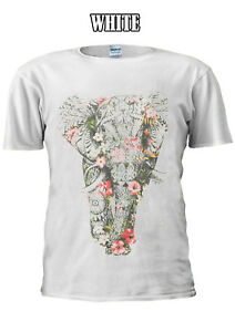 Étnico Top Hombre Unisex Título M75 Arte Detalles Ver Original Elefante Camiseta Mujer Patrón Dibujo De Reino Unido qMUVzSpG