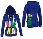 ADIDAS ORIGINALS WOMENS HOODIE JUMPER UK SIZE 6 to 18
