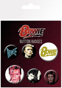 David-Bowie-Aladdin-Sane-Mix-Badges-Pin-Badge-Pack-Accessories-Pins