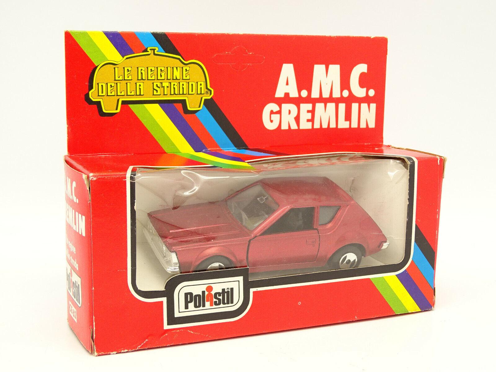 Polistil 1 43 - AMC Gremlin Rouge