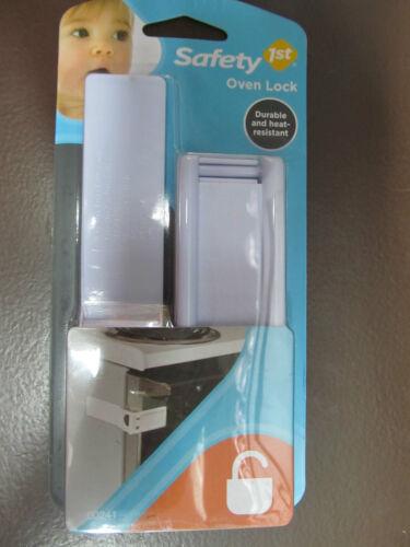 Safety 1st Oven Door Lock Durable Heat Resistant  #241   NEW052181002410
