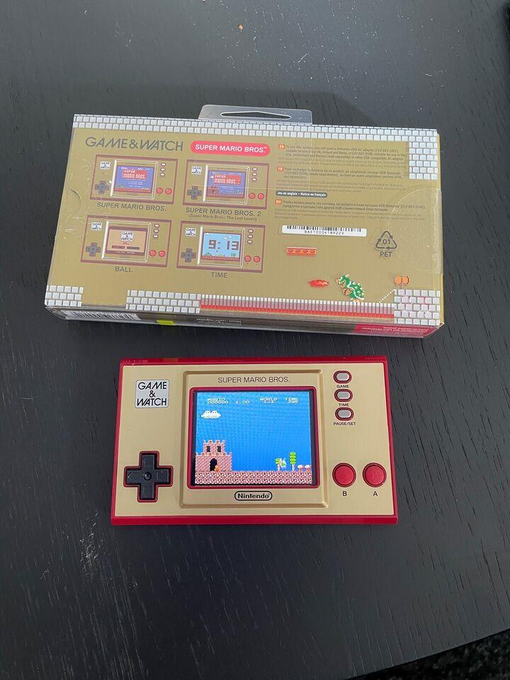 Nintendo Game & Watch, andet, Perfekt