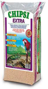 Chipsi-Extra-XXL-15kg-Buchenholz-Granulat-Bodensubstrat-Reptilien-Nager-Voegel