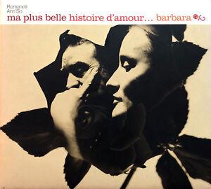 Romanelli-Ann-039-So-CD-Ma-Plus-Belle-Histoire-D-039-Amour-Barbara-Europe-EX-EX