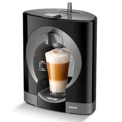 Comprar Cafetera de Capsulas Dolce Gusto KRUPS Oblo KP 1108 Negra 15 Bares Cafe 0,8 L