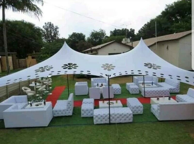 We have everything you need for your party. To rent for any event (20-30 people)