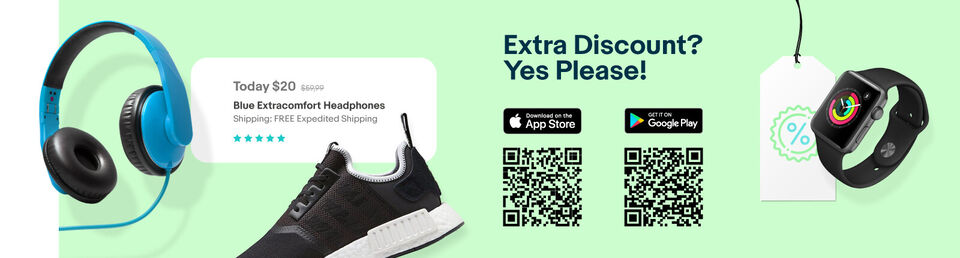 Download the App - Special Offers for App Users