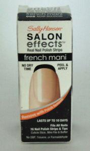 SALLY-HANSEN-SALON-EFFECTS-Real-Nail-Polish-Strips-Choose-Style