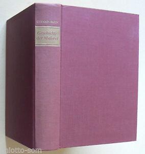 GERMAIN BAZIN (HG) Geschichte der Malerei - 60385 Frankfurt, Deutschland - GERMAIN BAZIN (HG) Geschichte der Malerei - 60385 Frankfurt, Deutschland