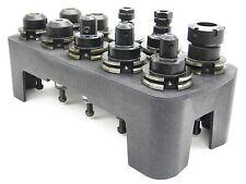 TOOLHOLDER CARRIER STORAGE RACK 40 TAPER BT40 CAT40 NMBT40  CNC & EDM MACHINES