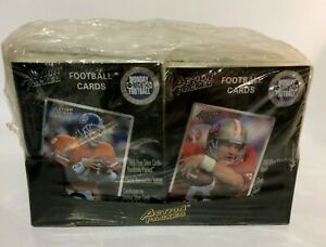 1994-Action-Packed-Monday-Night-Football-factory-sealed-card-box-24packs