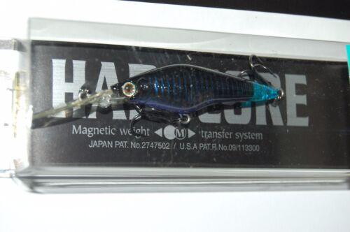 "YO ZURI DUEL HARDCORE Suspension SHAD sh-50 2/"" 1//8oz f736-blbt bleu pointe"