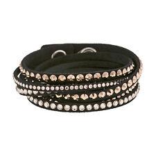 Swarovski Slake Black Deluxe Bracelet 5089699