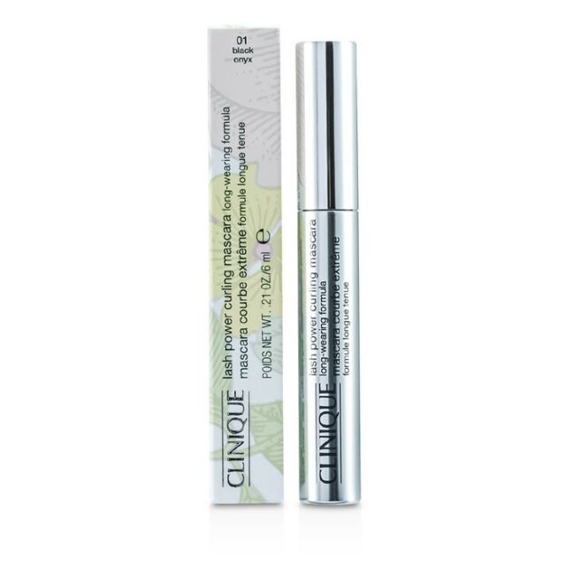 Clinique Lash Power Curling Mascara (Long Wearing Formula) - # 01 Black Onyx 6ml