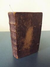 1800 German Bible - Rare Printed in Harrisburg, PA