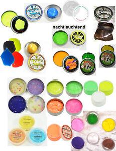 i-Clay-magische-intelligente-Superknete-i-Gum-Knetmasse-Zauberknete-Slime-klar