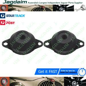 New-Jaguar-Daimler-Mark2-MK2-E-Type-420-S-Type-V8-Engine-Mounts-C18556-PAIR
