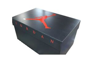 Box For Nike Shoe Label And Decals Jordan Giant Vinyl Or Adidas Air OHPaq
