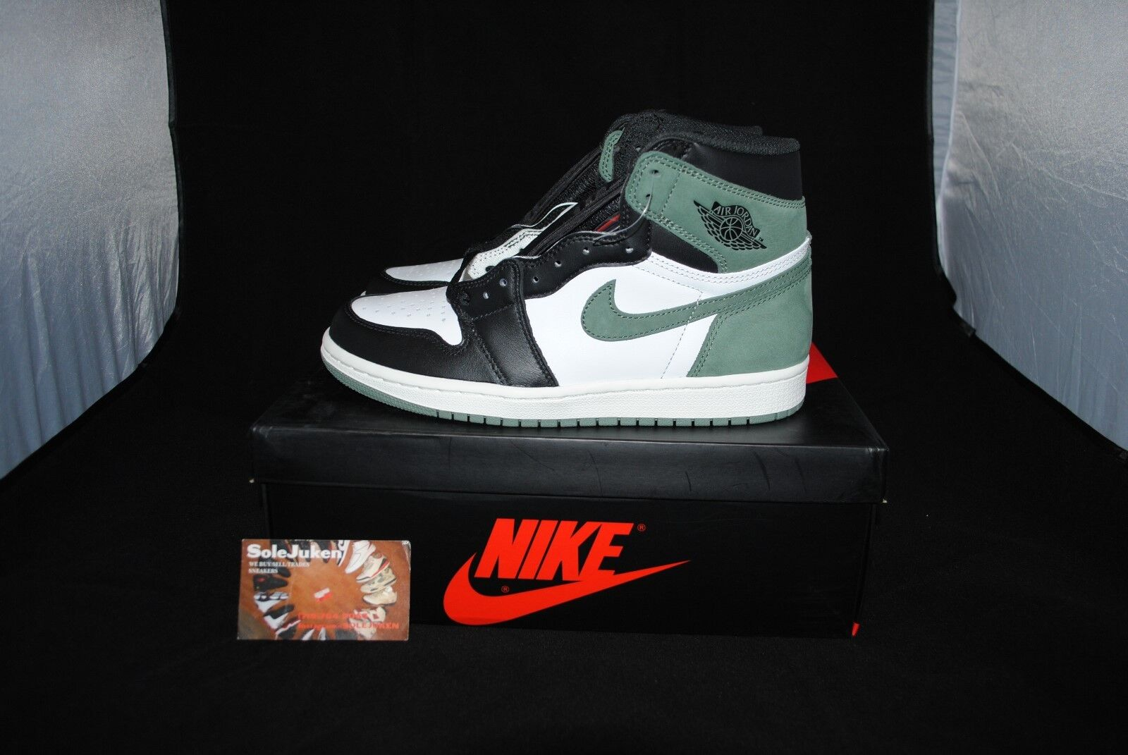 Nike Air Jordan 1 Retro One OG High 2018