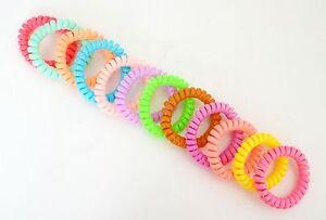chouchou ressort x1 bracelet elastique fil t l phone. Black Bedroom Furniture Sets. Home Design Ideas