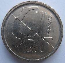 SPAIN 2000 5 PESETAS