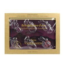Chocqlate Schokoladen Gießform Schokoladenform Osterhasen