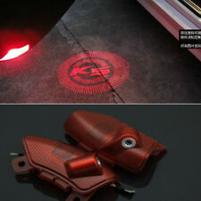 Led Door Cree Light Shadow Projector FOR KIA OPTIMA K5  Courtesy Logo Emblem Kit