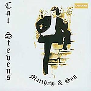 Cat-Stevens-Matthew-And-Son-NEW-CD